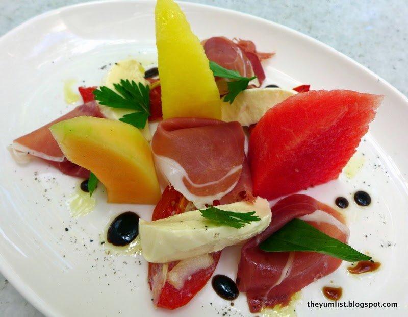 Salsa Verde, Italian Restaurant, Grand Hyatt Bali, Nusa Dua