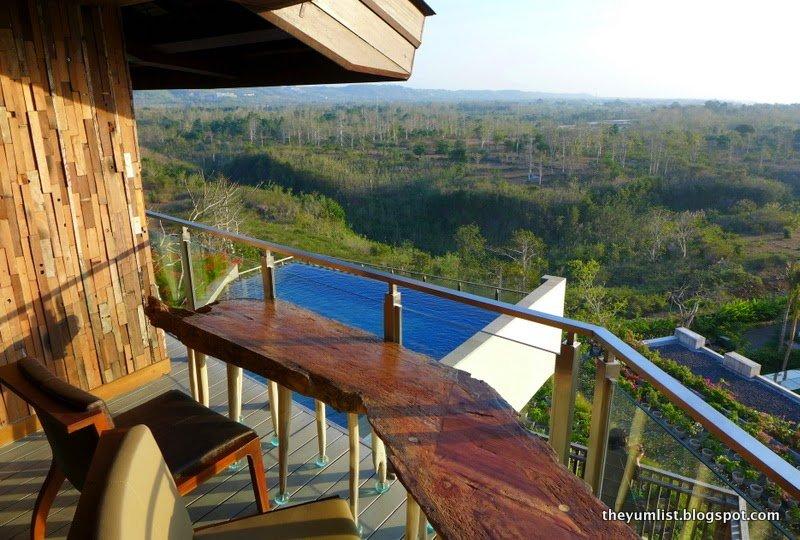 UNIQUE Rooftop Bar and Restaurant, Rimba, Jimbaran, Bali
