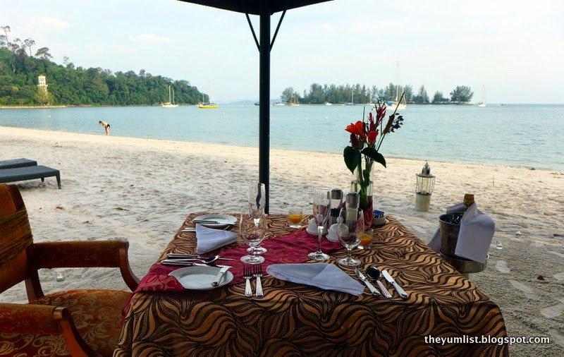 romantic dinner Langkawi