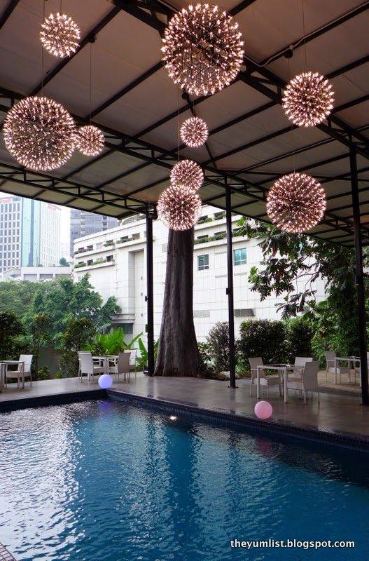 Soiree Bar, Kuala Lumpur, Maison Francaise