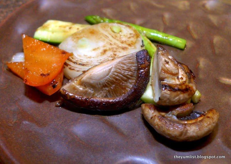 Nampu Japanese Restaurant, Grand Hyatt Bali, Nusa Dua