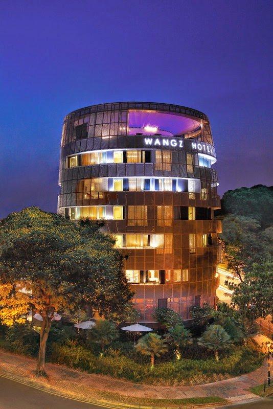 WANGZ Hotel, Tiong Bahru, Singapore