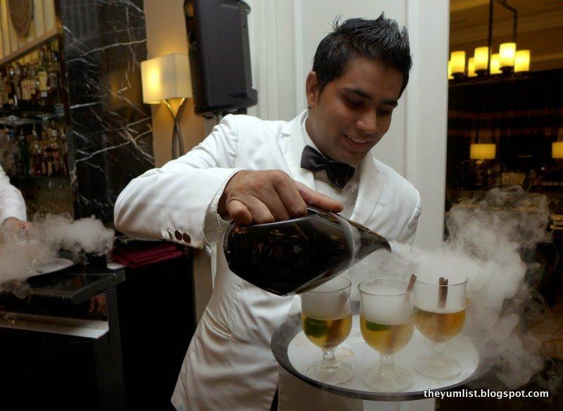 Ronnedfeldt Teas, The Majestic Hotel Kuala Lumpur