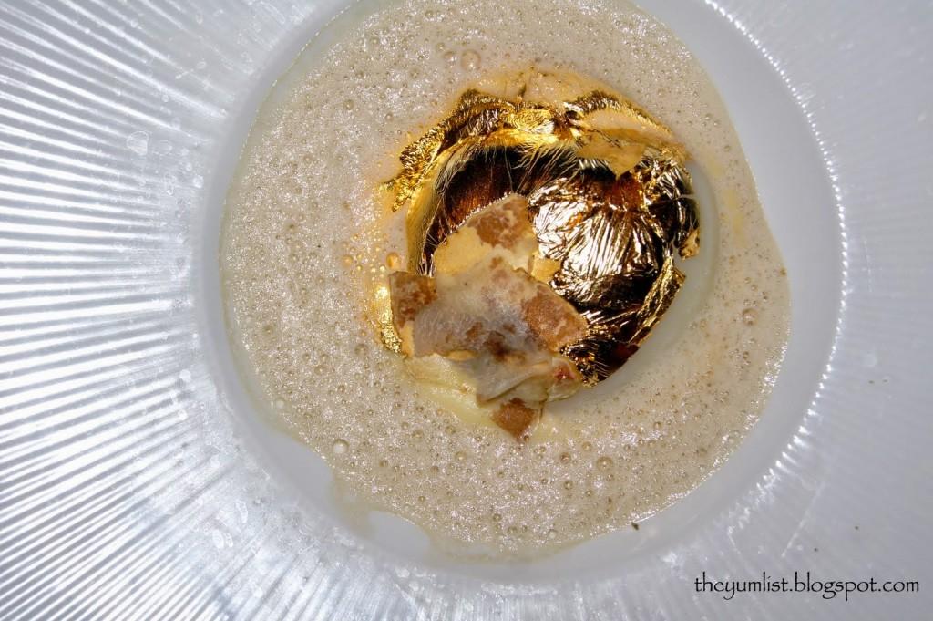 Truffled Egg, Mandarin Grill, Kuala Lumpur