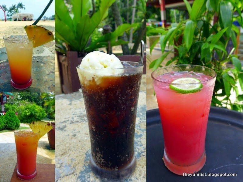 Trapizza, Shangri-La's Rasa Sentosa Resort and Spa, Singapore