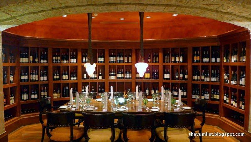 Villa Danielli, Allegrini Wine Dinner, Sheraton Imperial Kuala Lumpur