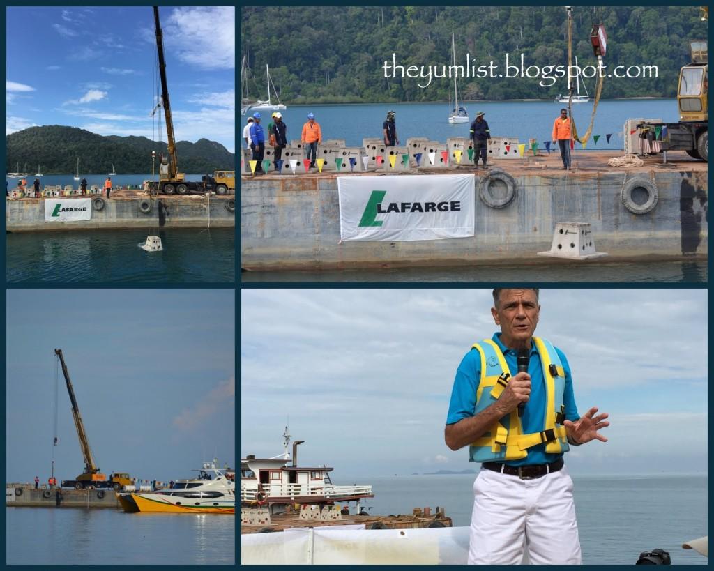 Andaman, Langkawi, ARMS deployment
