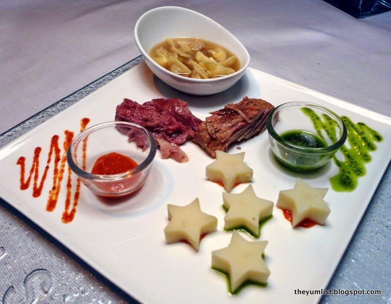 La Scala, Christmas Menus, Italian Restaurant, Kuala Lumpur