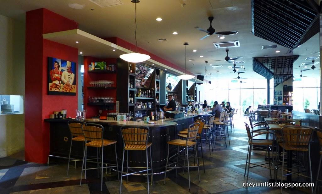 La Bodega, Spanish Restaurant and Tapas Bar, Malacca,