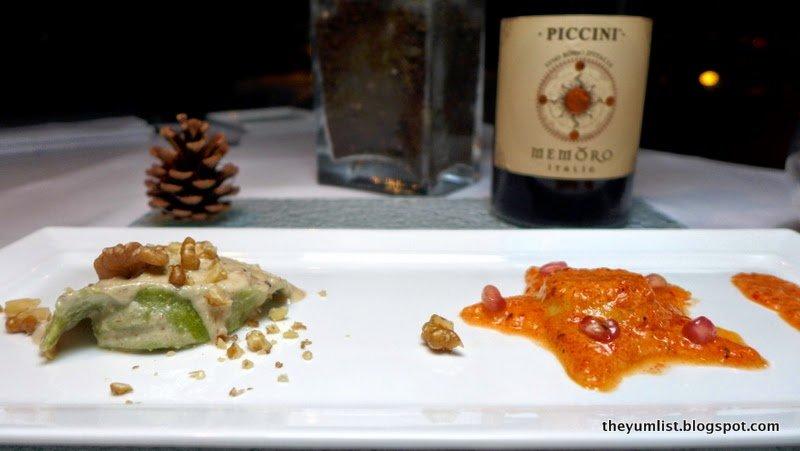 La Scala, Christmas Menu, Italian Restaurant, Kuala Lumpur
