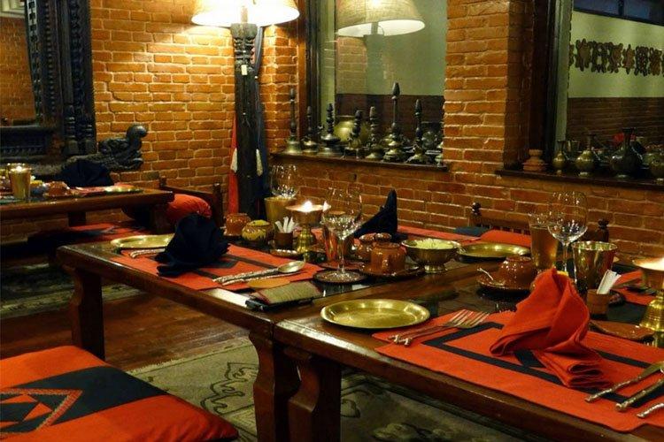 Nepalese Restaurant, Kathmandu