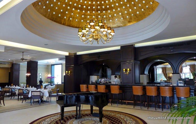 Colonial Cafe, The Majestic Hotel, Kuala Lumpur