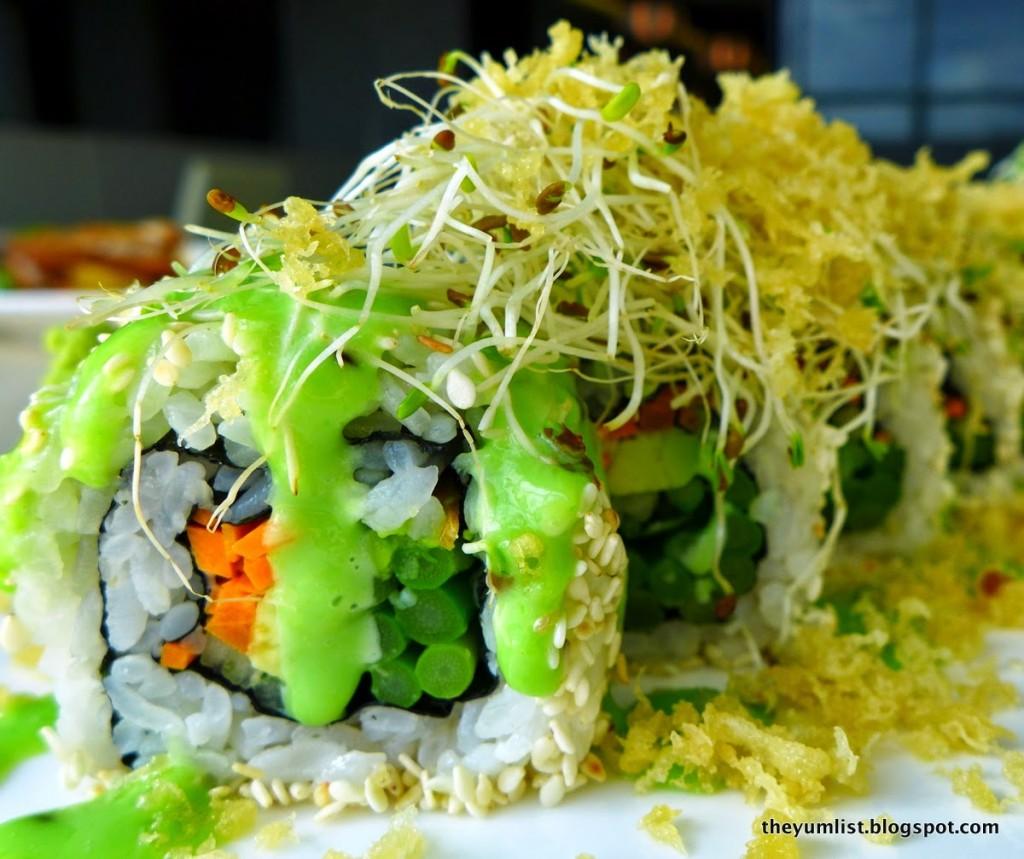 Okonomi, Sushi and Japanese, Publika, Solaris Dutamas, Kuala Lumpur