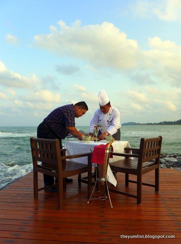 Best Place to Propose, The Rock, Tanjong Jara Resort