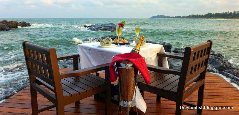 Best Place for Romance, The Rock, Tanjong Jara Resort