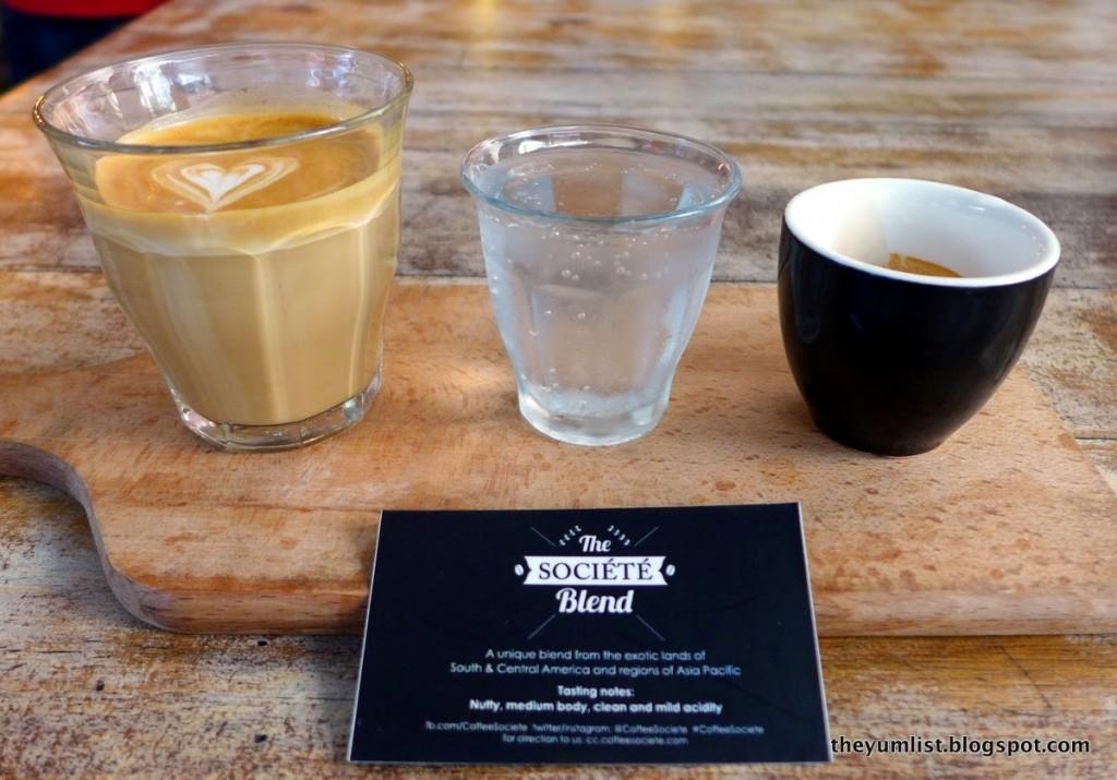Coffee Société, Publika, Kuala Lumpur