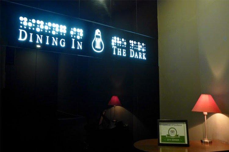 blind dining KL