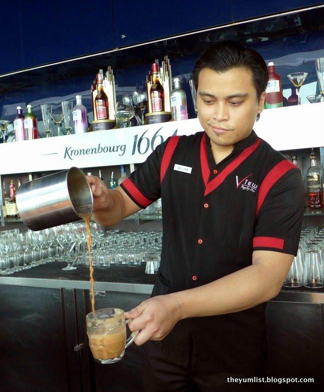 View Rooftop Bar, GTower, Kuala Lumpur