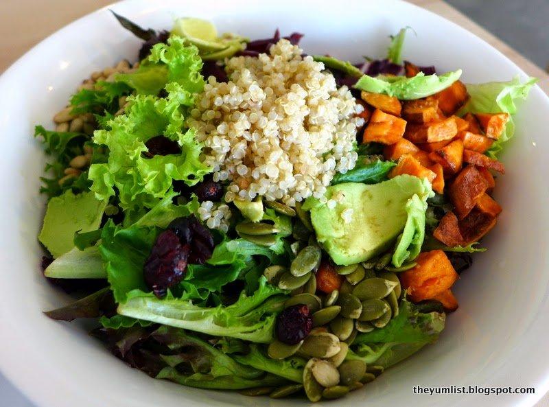 Chai Bar, Healthy Salads and More, Petaling Jaya, Oasis Village
