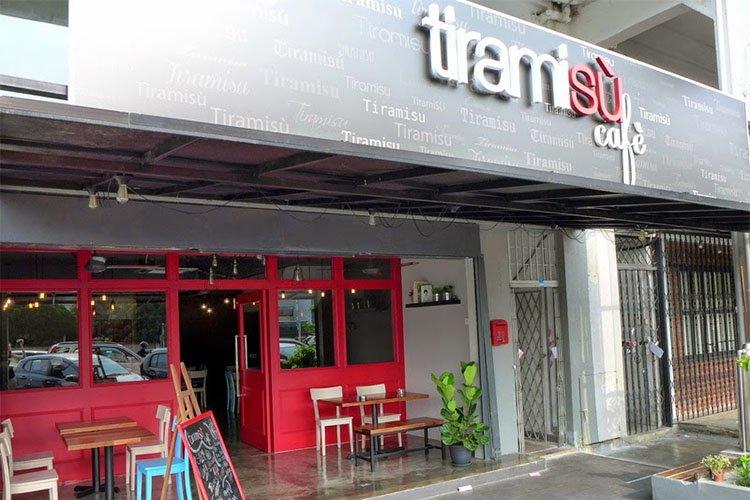 Italian cafes in Damansara