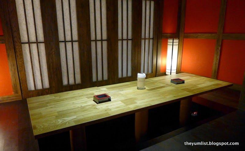 Aka Chochin Izakaya, Contemporary Japanese, Pavilion