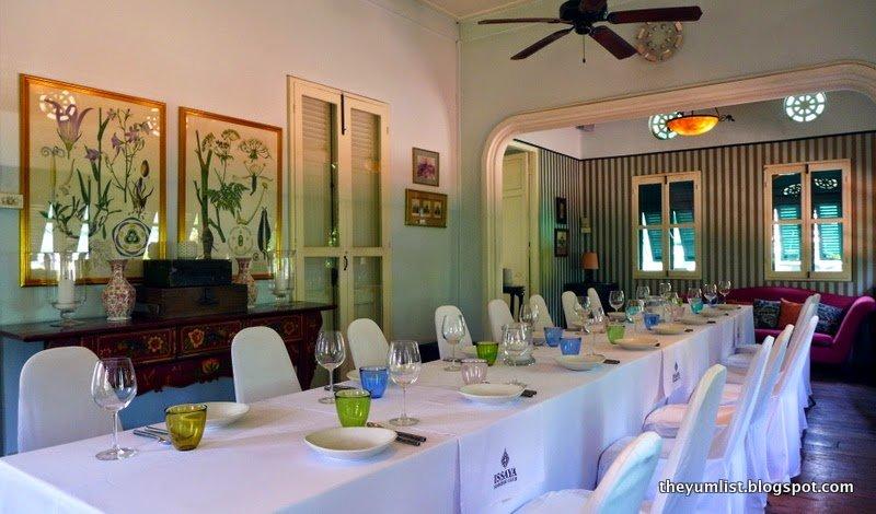 Issaya Siamese Club, Bangkok, Thailand