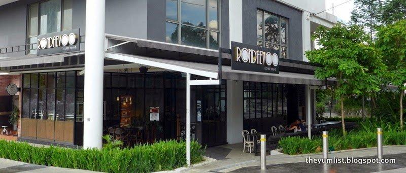 Rondaevoo Café, Sri Damansara