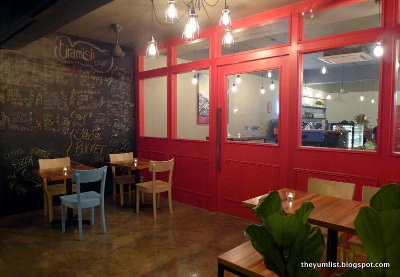 Tiramisu Cafe, Uptown Damansara, PJ