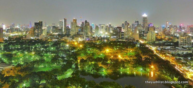 Park Society, So Sofitel Bangkok, Thailand