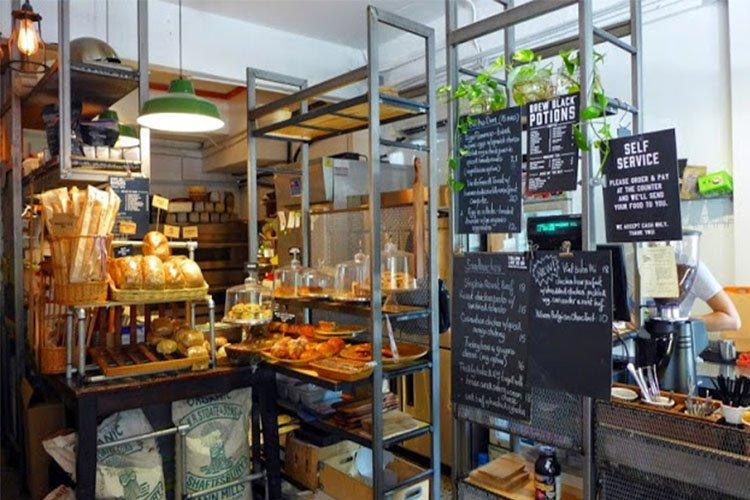 best bakeries in KL