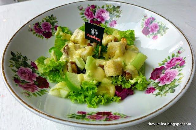 Foodlogy, Casual French Restaurant, Sentul, Kuala Lumpur