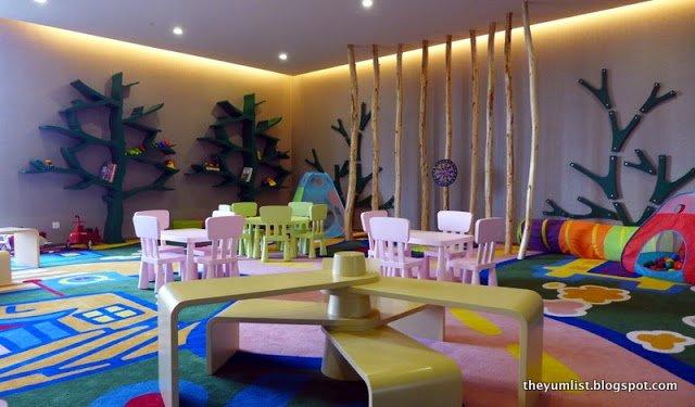 Fraser Residence, Serviced Apartments, Kuala Lumpur