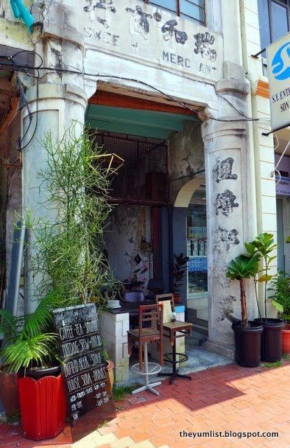 Narrow Marrow, Penang