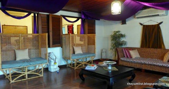 Villa Manja, Spa Parties, Kuala Lumpur