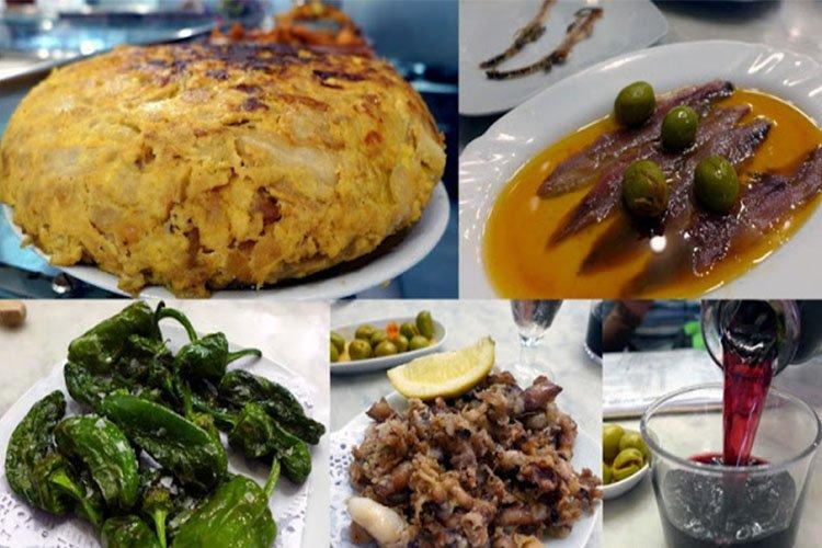 Barcelona food trail