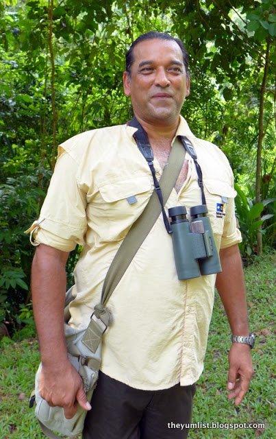 resident naturalist