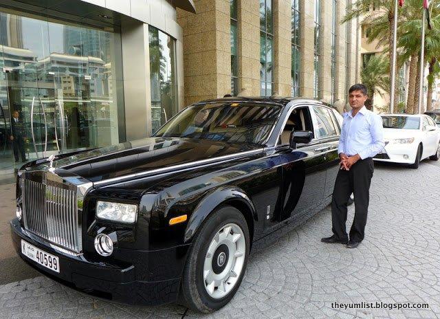 Connection Chauffeur, Limo UAE, Dubai