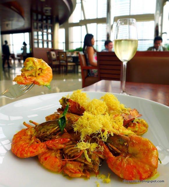 Bubbly Brunch, Thirty8, Grand Hyatt Kuala Lumpur, Malaysia, KLCC, hotel, brunch, buffet, prosecco, bubbly, Champagne, free-flow, view