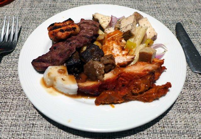 Charcoal, Barbecue Buffet, The Saujana Hotel Kuala Lumpur