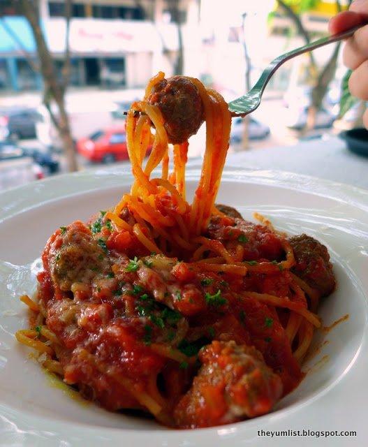 Livello Uno, Italian Restaurant, TTDI
