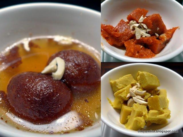 Kushi Spice, Indian Restaurant, Starhill Gallery, Kuala Lumpur
