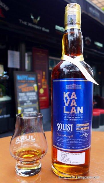 Whisky Bar KL, Changkat Bukit Bintang, Kuala Lumpur
