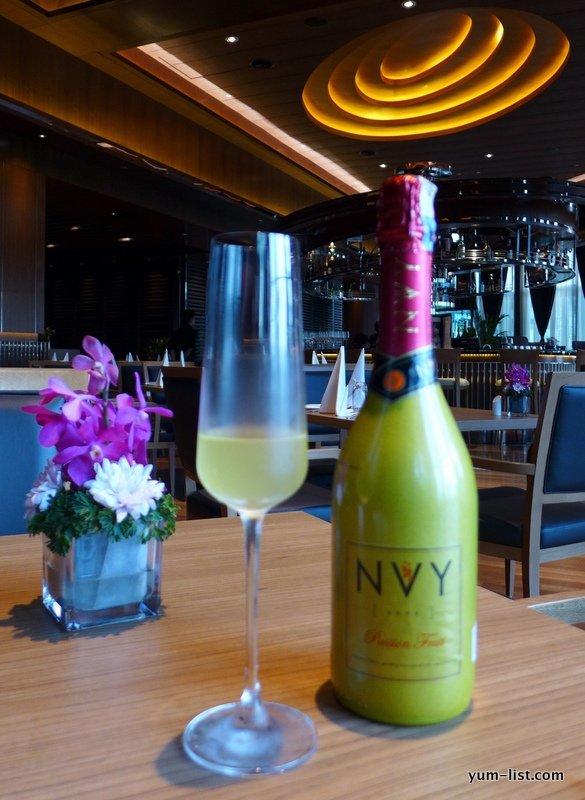 NVY Passionfruit Sparkling Wine