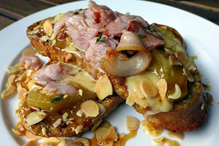 pork french toast