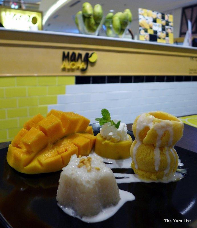 Mango Aloha, Mid Valley Megamall