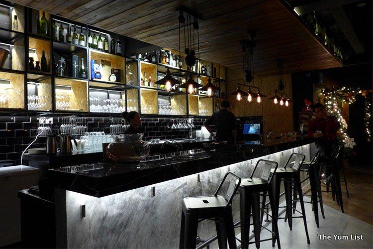 wine bar in Kuala Lumpur