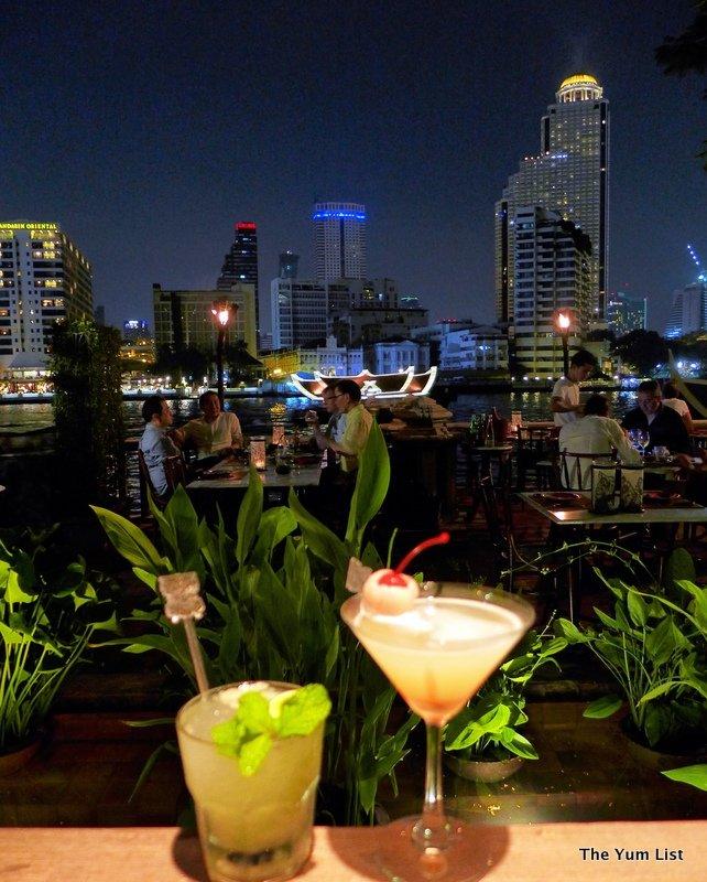 Thiptara Restaurant, The Peninsula, Bangkok