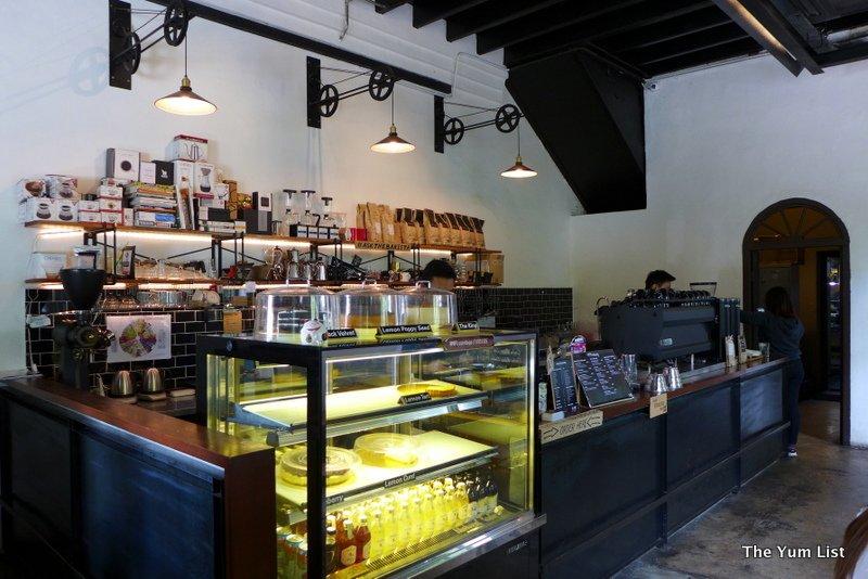 VCR, cafe, KL