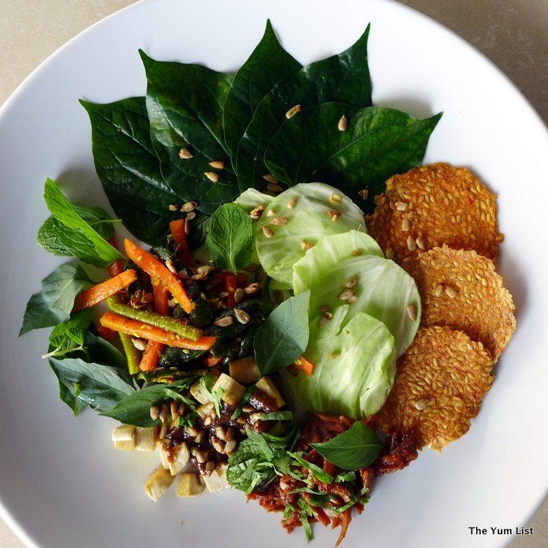 best healthy restaurants in Kuala Lumpur