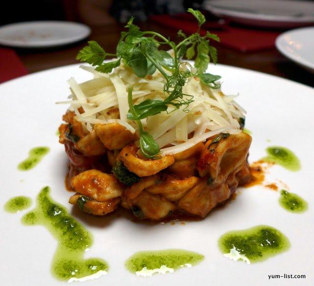 Favola, Italian restaurant, Le Meridien, KL